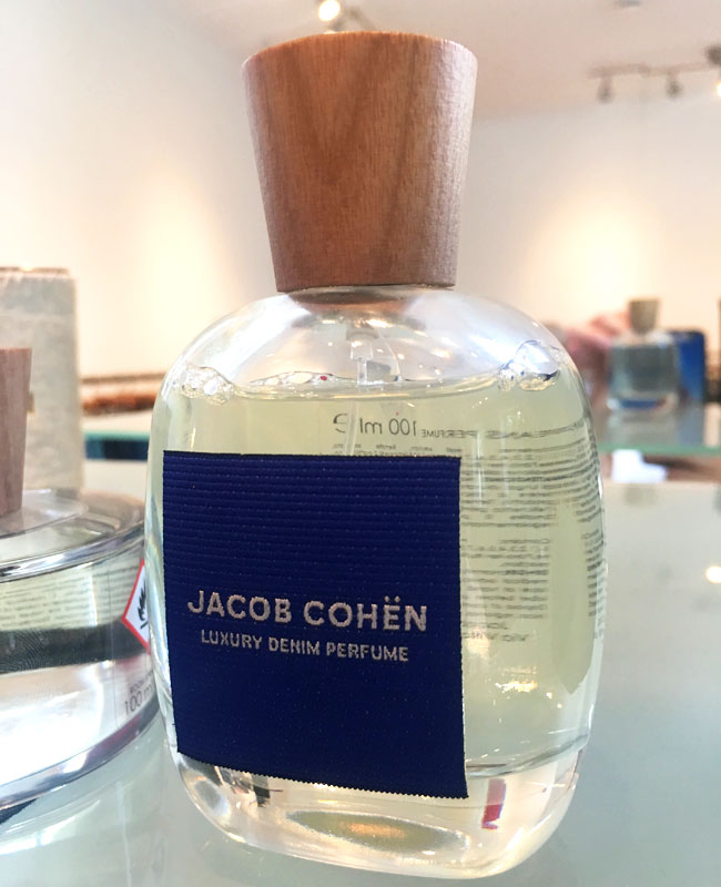 Jacob Cohen Hosenparfum 100ml Denim Spray für Jeans